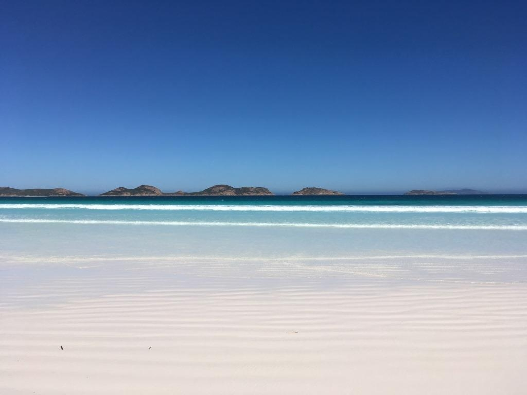 Lucky Bay, Cape Le Grand National Park, Western Australia