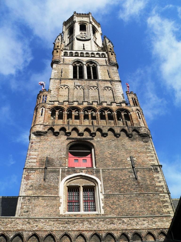 Bruges-Bellfry-tower