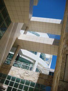 Getty Museum buildings