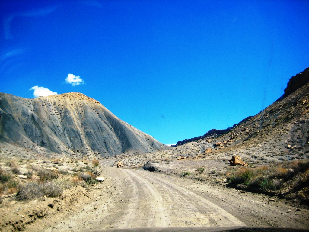 Cottonwood Canyon Road and Grand Staircase Escalante
