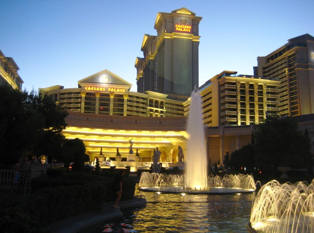 Hotel Caesar's Palace, Las Vegas