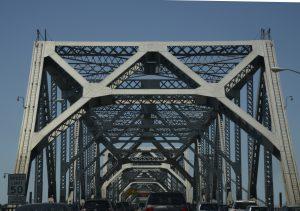 entrance into the Oakland Bay Bridge