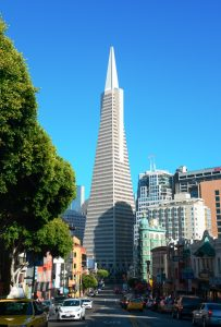 Transamerica Building at San Francisco