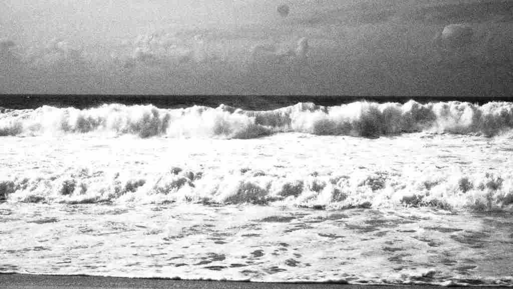 Waves at El Cotillo