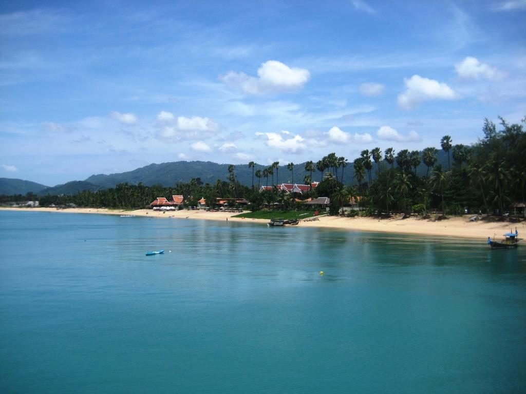 Maenam Beach, Koh Samui