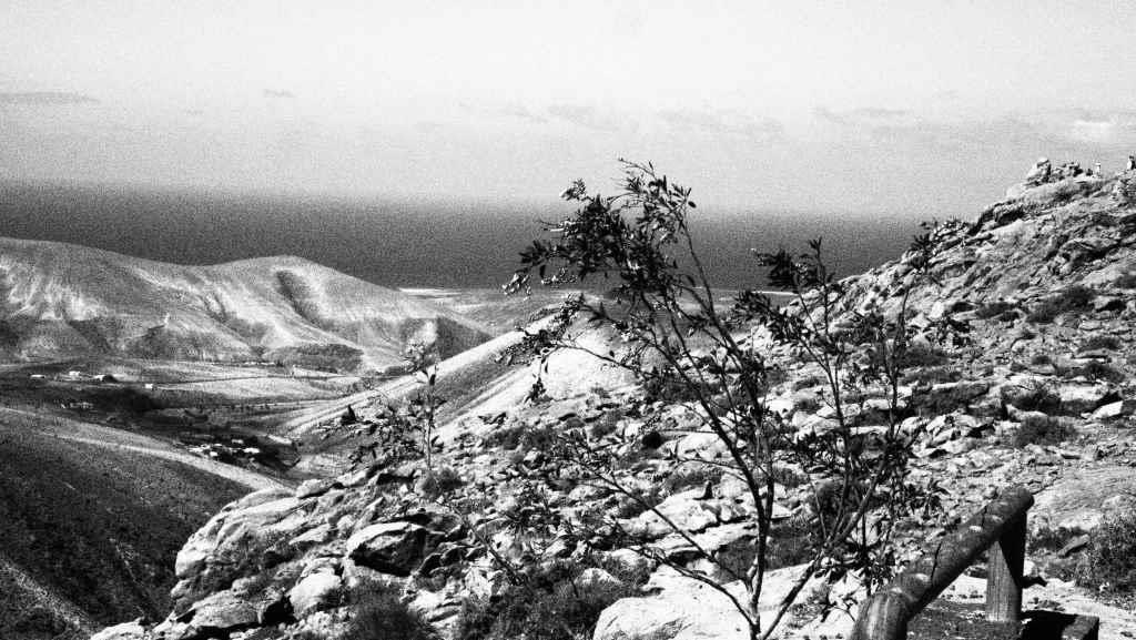 hills on Fuerteventura
