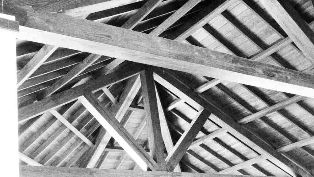 roof from below