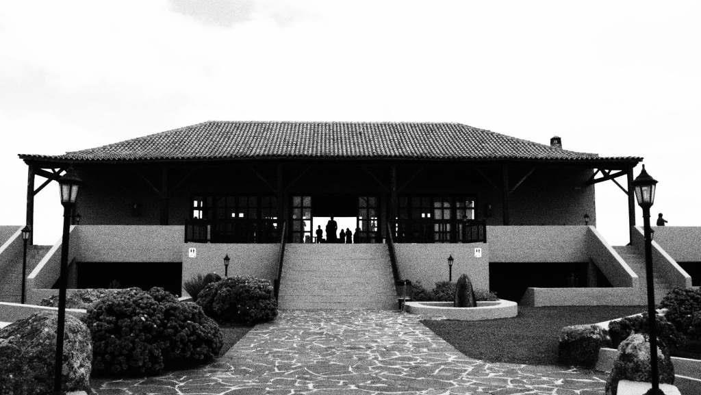 Mirador De Morro Velosa front entrance