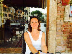 Venice street cafe
