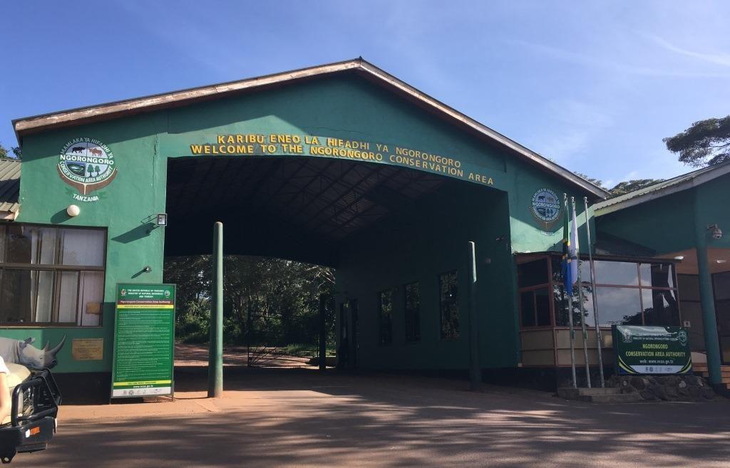 Ngorongoro Gate