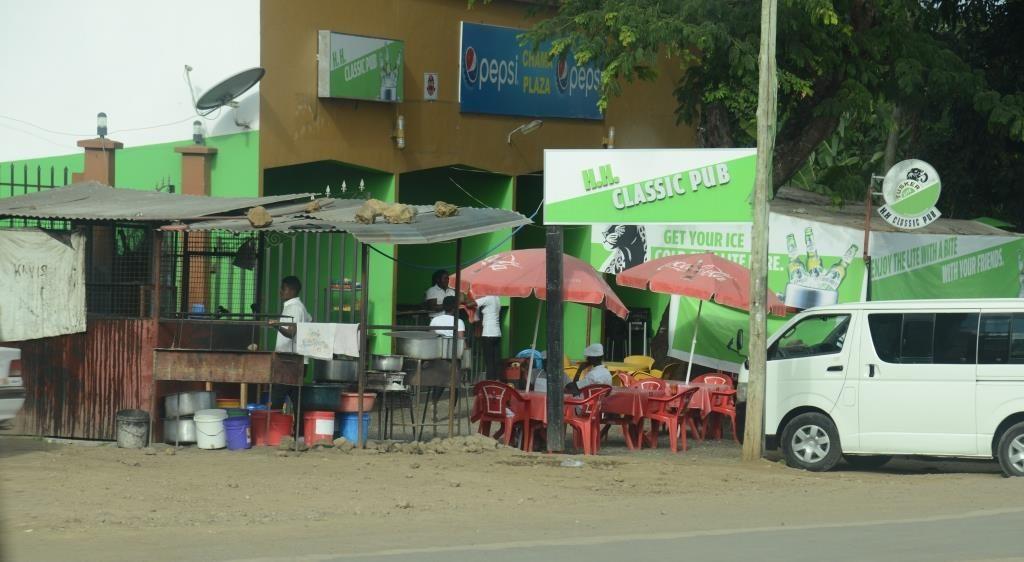 restaurant in Tanzania