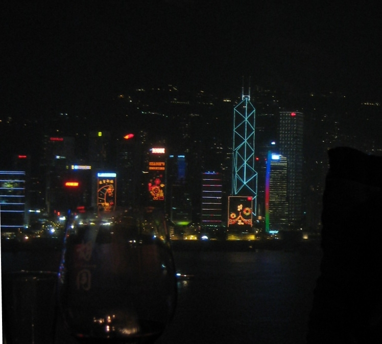 view from Hutong