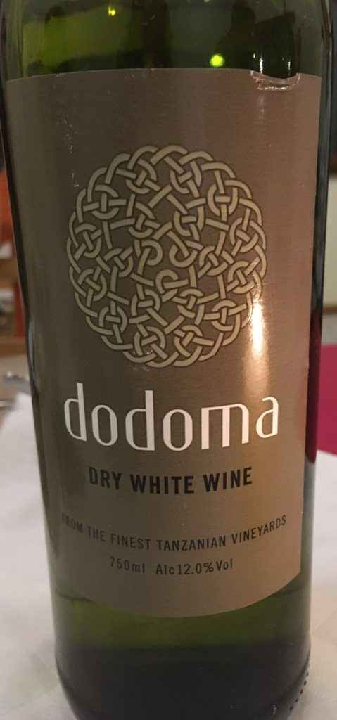 White Wine from Dodoma