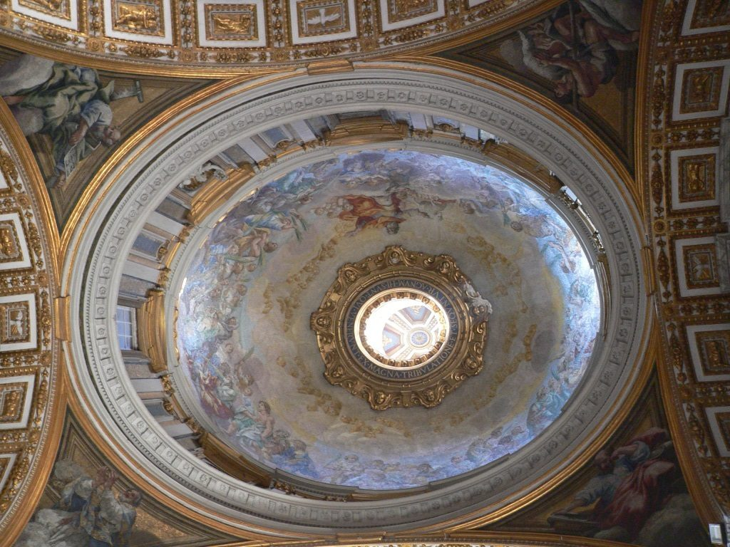 Ceiling of St. Peter