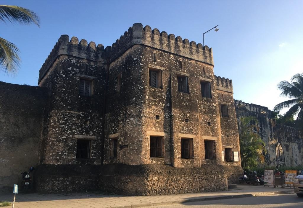 Fort at Stone Town