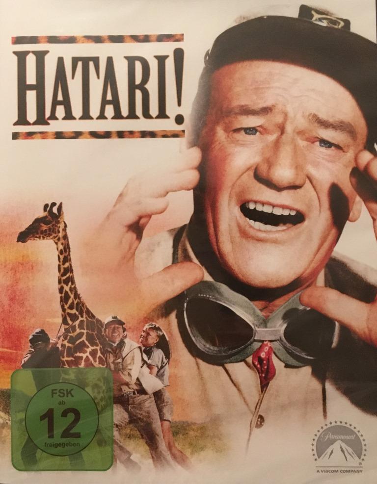Hatari movie poster