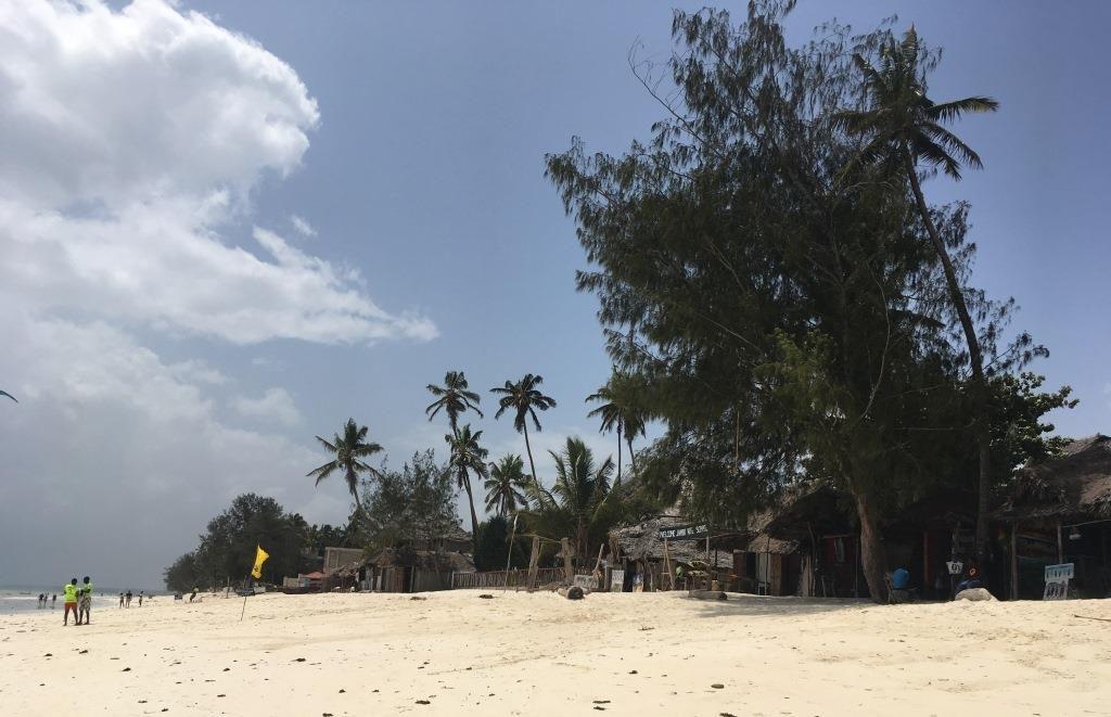 Kiwengwa beach neighborhood
