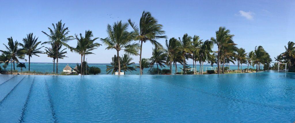 Melia Pool Panorama