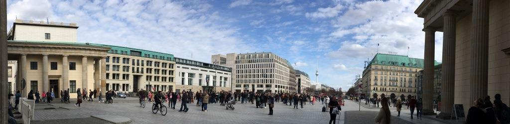 Paris Square, Berlin