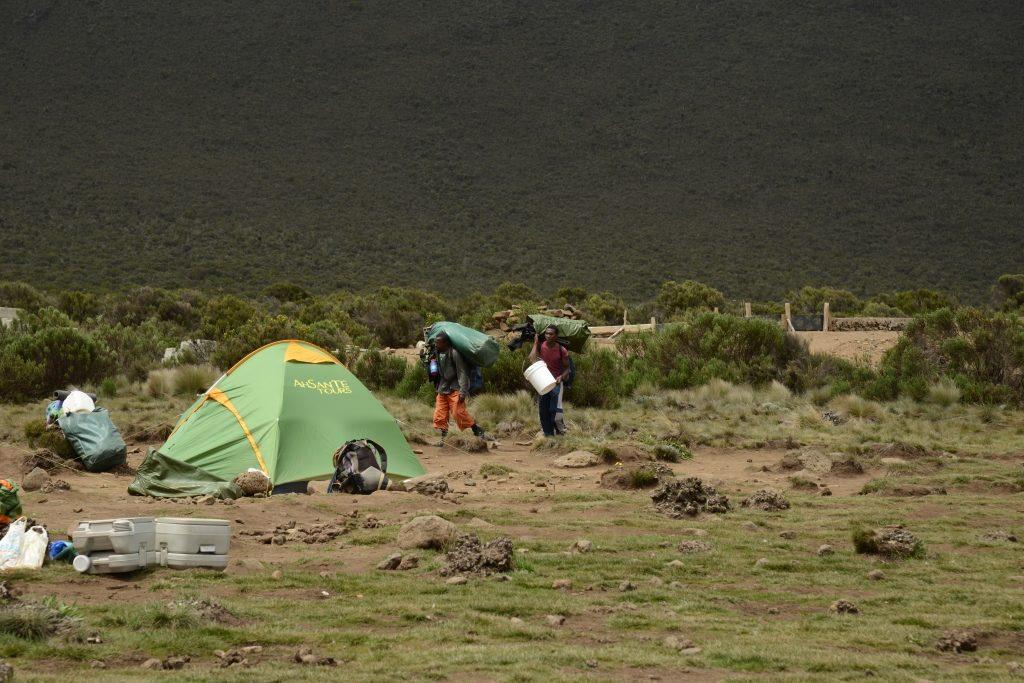 Shira I Camp