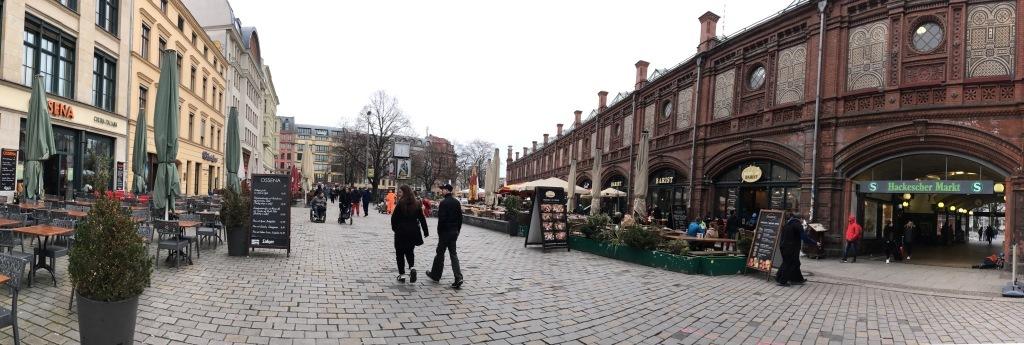 Station Hackescher Markt