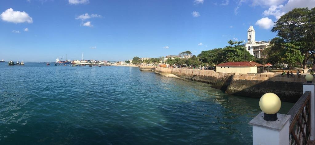 Stone Town Quay