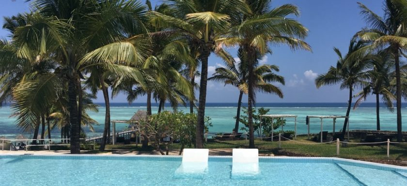 Melia Zanzibar favorite pool spot