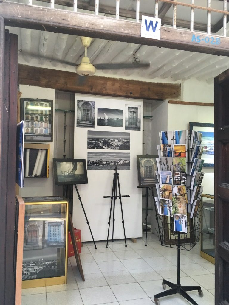 foto gallery and shop