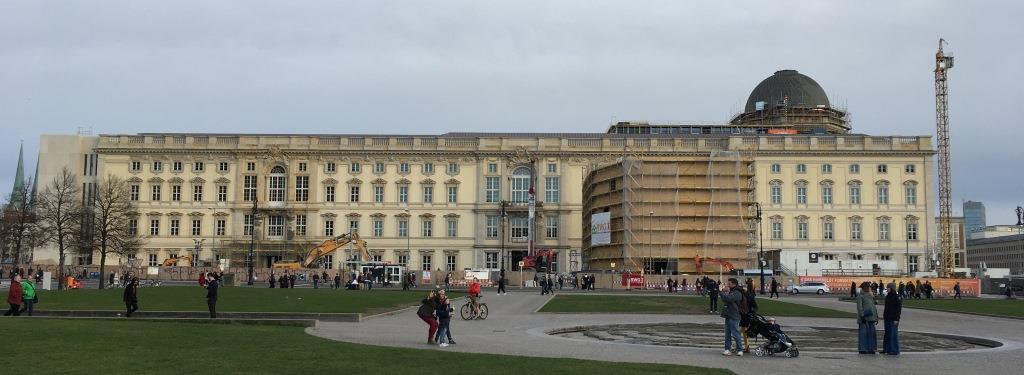 neues Stadtschloss Berlin