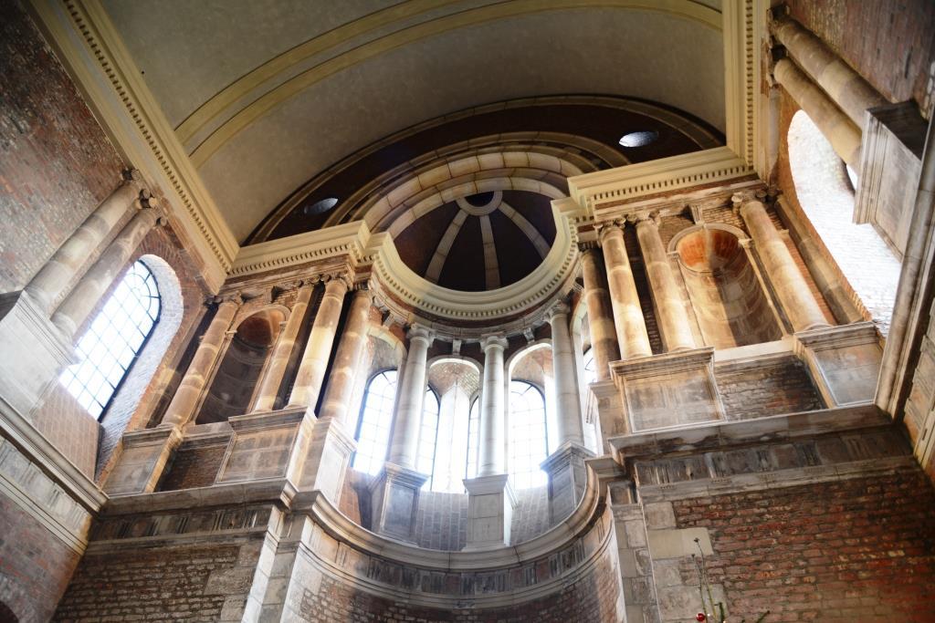 Citadel Chapel inside