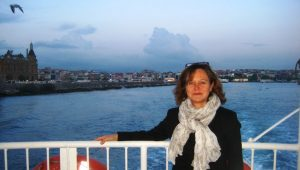 Ferry to Karaköy
