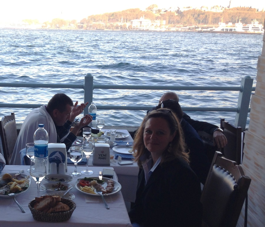 Galata Bridge Restaurant