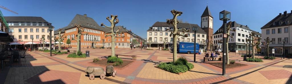 Juelich Market Square