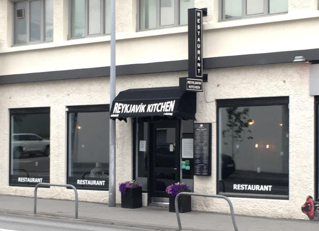 Restaurant Reykjavik Kitchen