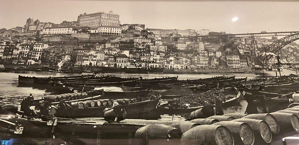 Porto a century ago